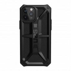 UAG - Étui Robuste Monarch Noir pour iPhone 12/12 Pro