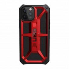 UAG - Étui Robuste Monarch Crimson pour iPhone 12/12 Pro