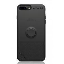 Coque amusante et interactive pour iPhone 6/7/8 Plus - Noir
