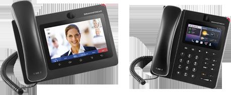 Téléphones de vidéo IP