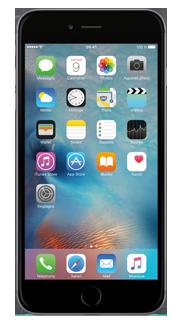 Téléphone cellulaire : Apple iPhone 6+