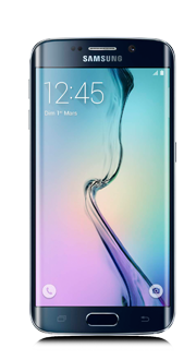 Téléphone cellulaire : Samsung Galaxy S6 Edge