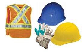 Vêtements et accessoires de sécurité