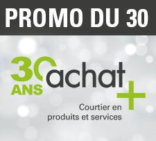 Achatplus fête ses 30 ans avec des promotions spéciales