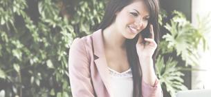 Vous obtenez des services d'affaires essentiels à vos activités quotidiennes