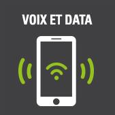 Voix et data