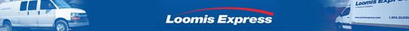Service de messagerie et livraison 24 heures Loomis Express